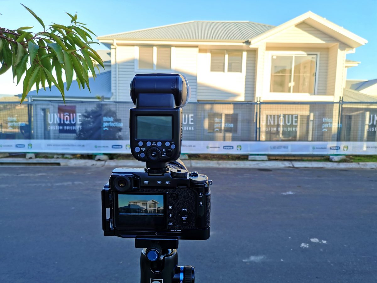 Recent Photoshoot for a Wollongong Based Home Builder